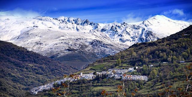 Granada alpujarras