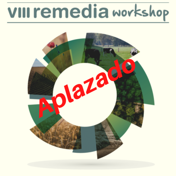 APLAZAMIENTO del Workshop de Red REMEDIA y taller de Red NUEVA